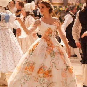 Costume Belles Wedding Dress Girls 7 8